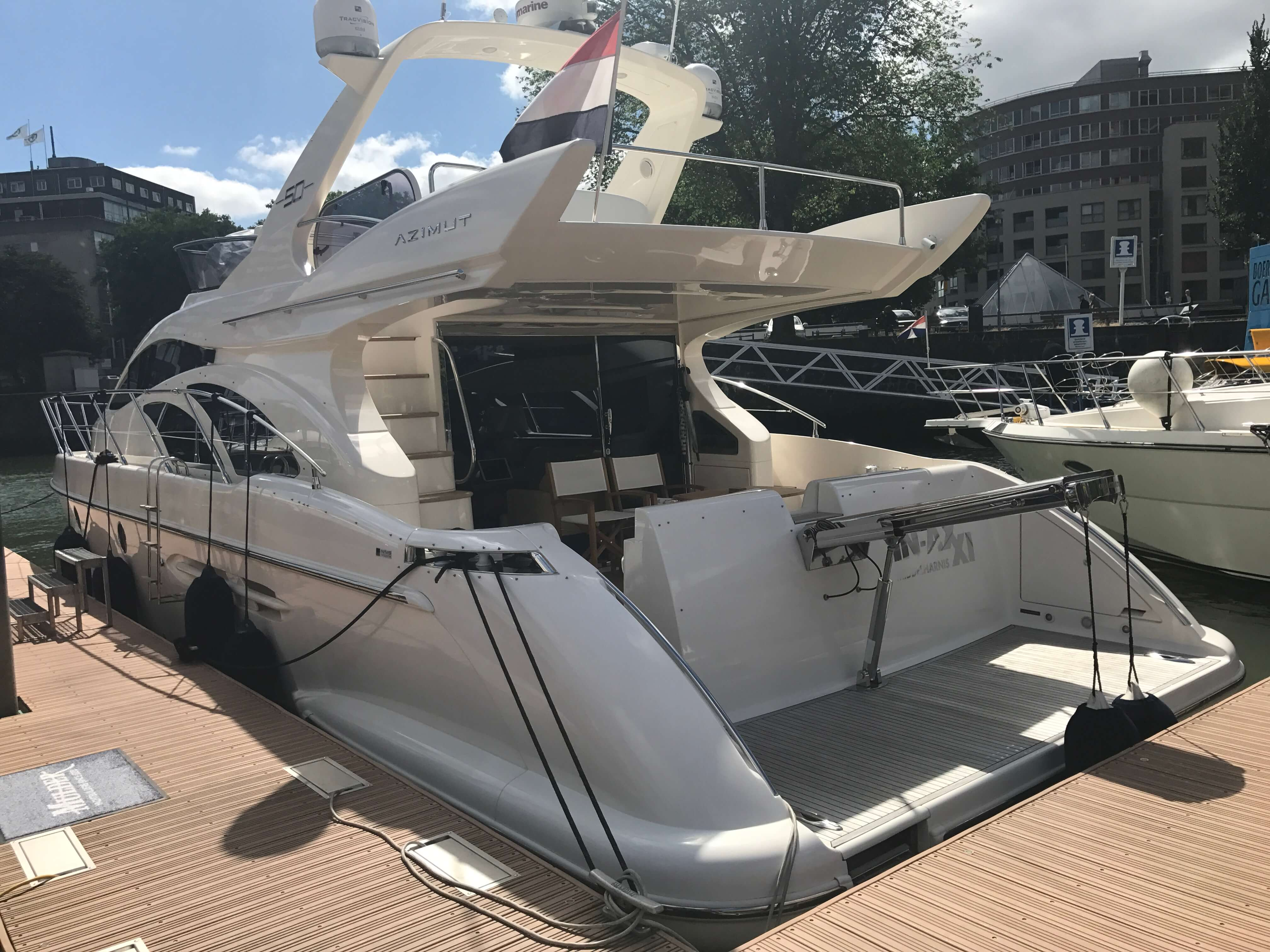Azimut 50 FLY Nieuw inde vloot 2020 - 1